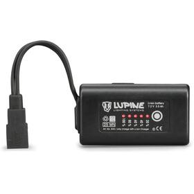 Lupine 3,5 Ah Hardcase FastClick zwart
